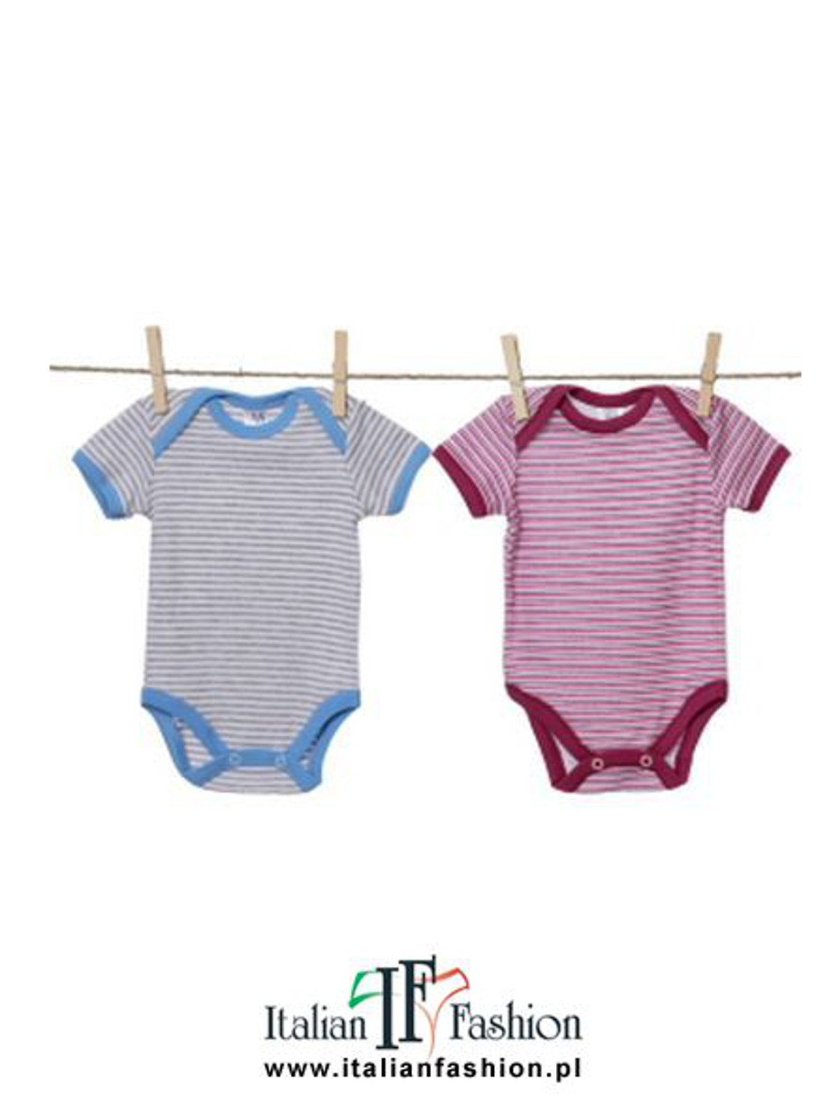 Baby Body Short Italian Fashion