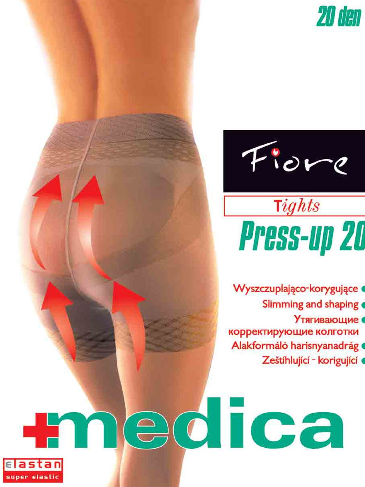 Ciorapi Fiore PRESS-UP-20